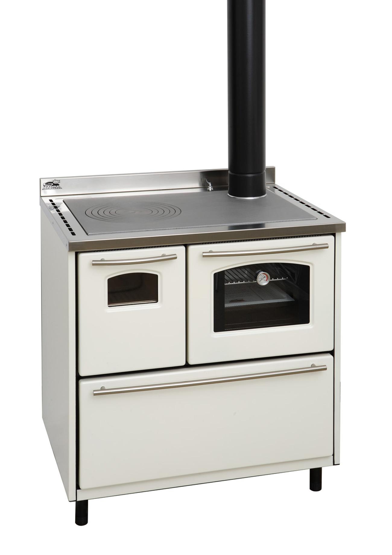 Cucina da appoggio 80 x 60 cucine stufe a legna e termocucine - Cucine a pellet prezzi ...