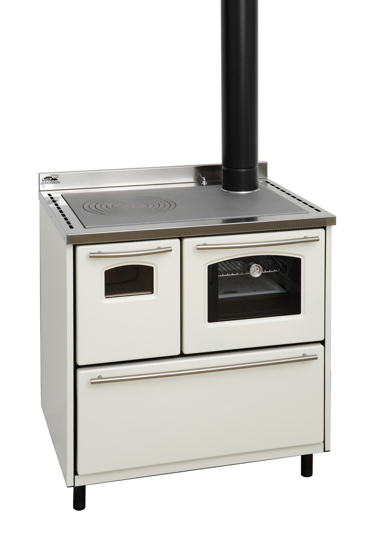 Cucine a legna cucine stufe a legna e termocucine for Cucina economica zoppas