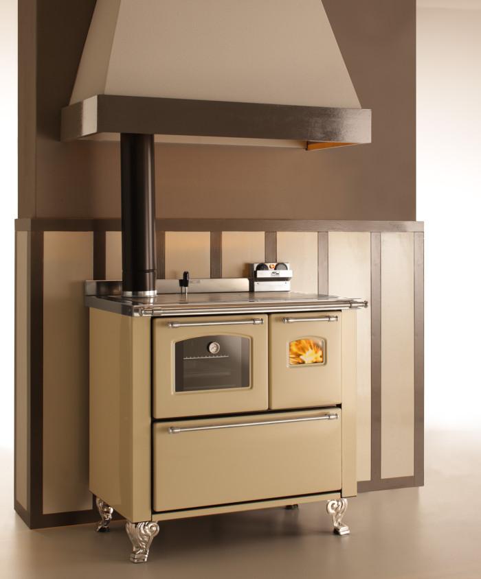 Termocucina 90 x 60 cucine stufe a legna e termocucine for Vendita cucine a legna usate