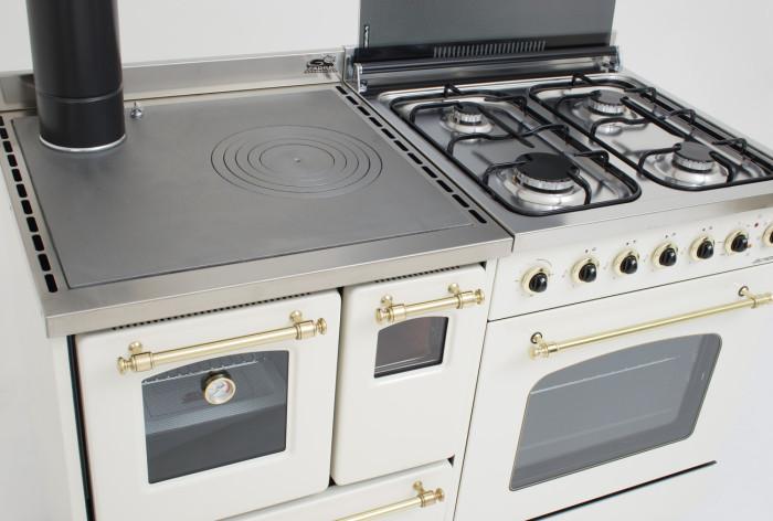 Beautiful Cucine Combinate Legna Gas Contemporary - Design & Ideas ...
