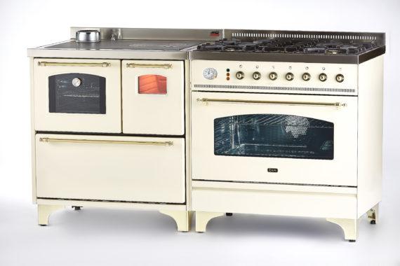 Portfolios cucine stufe a legna e termocucine - Cucine a legna e gas ...